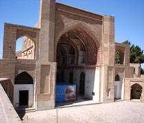 مسجدی با قدمت 1100ساله