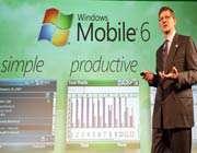 ارائه نسخه 6 از ویندوز موبایل