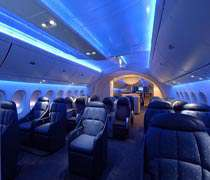 داخل بئینگ 787