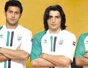 گلزنی ستاره های ایرانی الشباب
