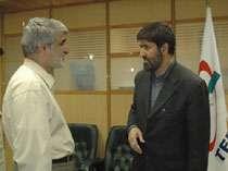 بازدید دکتر علی مطهری از موسسه تبیان