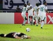 عربستان به مدعی قهرمانی رسید