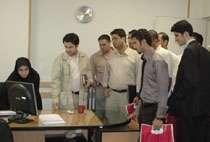 بازدید گروهی از مهمانان عراقی از موسسه تبیان