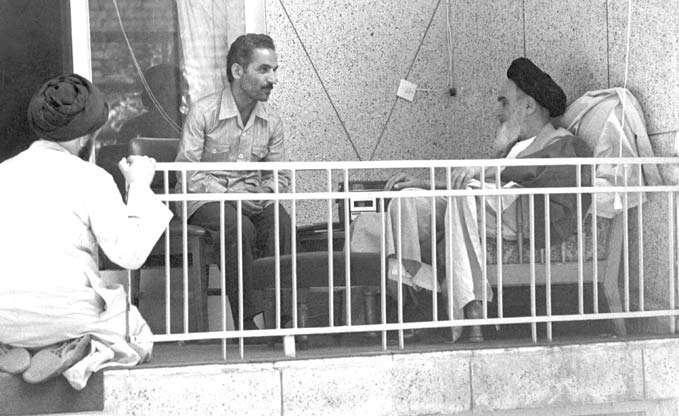 آلبوم تصاویر شهیدان رجایی و باهنر