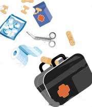 کمک های اولیه در خانه هنگام وقوع سوانح