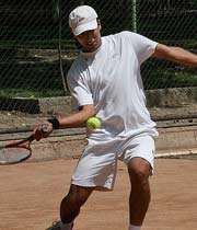 برگزاری تنیس المپیاد در مجموعه انقلاب