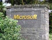 نمایی از شرکت مایکروسافت