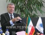 دکتر هربرت سفیر آلمان در ایران