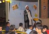 برگزاری جشن فرهنگی و مذهبی جهت کودکان بی سرپرست در مشهد