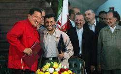L'Iran et le Vénézuéla ont lancé un grand projet commun de production de méthane.