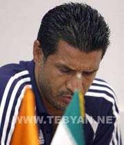 علی دایی به تیم ملی و پرسپولیس می اندیشد