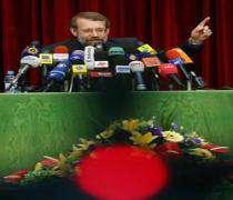 Ali Larijani: L'Iran est prêt pour des entretiens sans condition préalable.