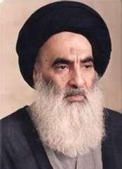 l'ayatollah Sistani NULL de différence entre les chiites et les sunnites