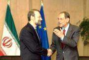 Rencontre entre Solana et Larijani jeudi à Madrid.
