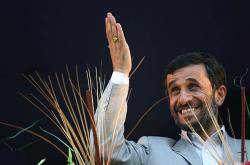 Mahmoud Ahmadinejad : « l'Iran poursuivra le développement de sa technologie nucléaire .