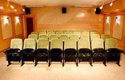 iran : création d' un « siège intelligent » pour le cinéma .