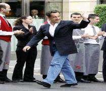 Nicolas Sarkozy en retraite à Malte