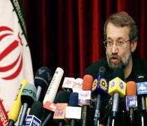 Larijani : « nous avons une solution pour dissiper les préoccupations de l'Europe sur le programme nucléaire de l'Iran ».