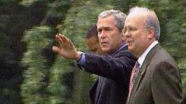 Le cerveau de Bush démissionne