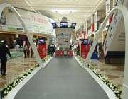 نمای ورود به غرفههای شهر اینترنتی دوبی