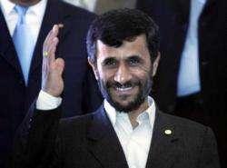 Mahmoud Ahmadinejad est en visite aujourd'hui en Biélorussie.