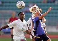 Le Championnat du football féminin