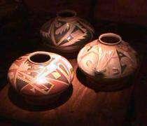 ouverture d'une exposition de céramiques iraniennes au japon