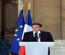 Nicolas Sarkozy et un nouveau style