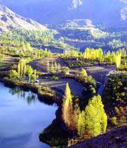 Qezel  ozan River