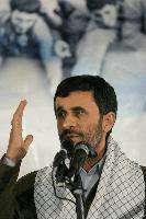 Mahmoud Ahmadinejad ne voit aucune raison pour la poursuite de la présence étrangère en Irak