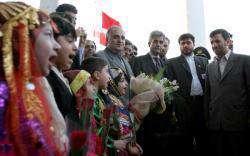 Mahmoud Ahmadinejad : l'hégémonie étrangère dans le golfe persique touche à sa fin.