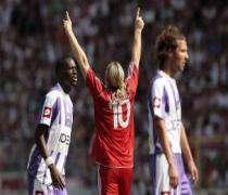 Ligue des champions : Liverpool prend une option.