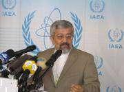 L'ambassadeur iranien auprès de l'AIEA demande que le dossier nucléaire iranien sorte de l'ordre du jour de l'assemblée des Gouverneurs.