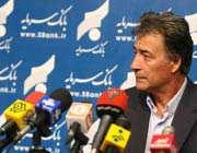 ناصر حجازی سرمربی استقلال تهران