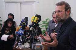 Ali Larijani : pour résoudre le litige nucléaire iranien, de nouvelles initiatives sont nécessaires .