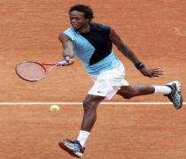 Roland-Garros: Gaël Monfils crée la surprise.