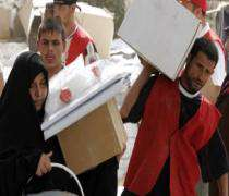 En Irak, un tiers de la population a besoin d'une aide humanitaire d'urgence
