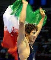سلام طلایی سوریان به المپیک
