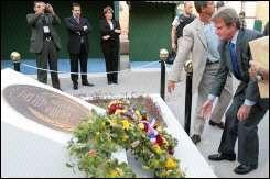 Deuxième jour en Irak pour Kouchner, entretien prévu avec le président Talabani.