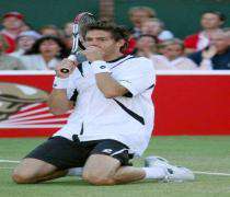 Tennis: Mahut élimine Nadal et Ljubicic .