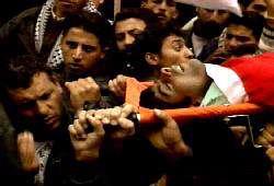Deux palestiniens sont tombés en martyr à Naplouse