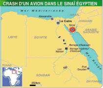 Neuf morts en Egypte