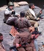 جشنوارهی تئاتر دفاع مقدس به روایت كارگردانان
