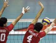 صعود والیبال ایران به یک چهارم نهایی