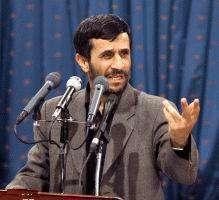 Ahmadinejad: Le règlement du nucléair iranien passe uniquement à l'aide de dialogue.