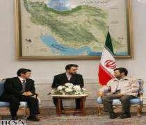 Mahmoud Ahmadinejad : les nouvelles technologies  d'Iran sont au service des peuples Téhéran