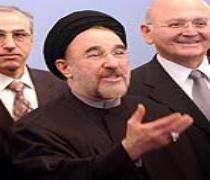 Mohammad Khatami rencontre des personnalités scientifiques et culturelles kazakhs