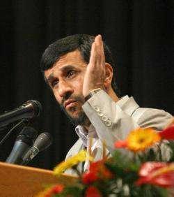 Mahmoud Ahmadinejad : rien ne peut perturber les relations entre l'Iran et la Turquie