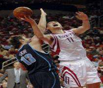 Basket: Les victoires de Detroit et de Houston