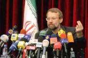 Ali Larijani rejette les doutes sur les avancées dans le programme d'enrichissement d'uranium.